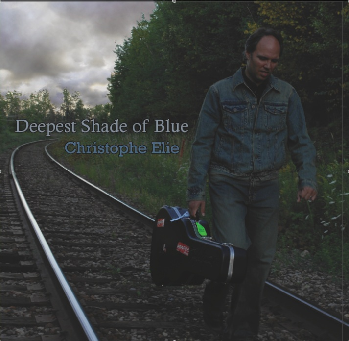 CD Cover - Deepest Shade of Blue